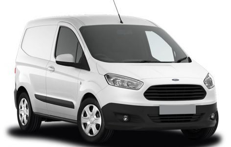 ford courier van